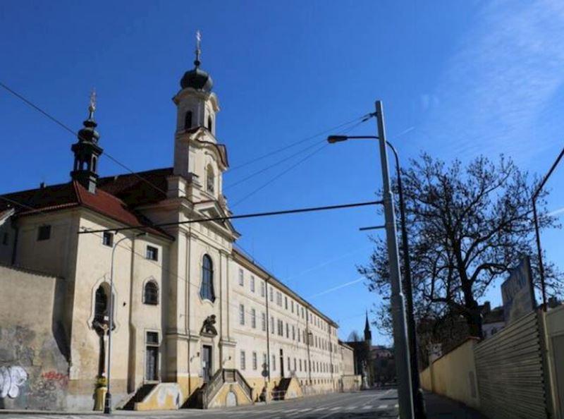 Nemocnice sv. Alžběty Na Slupi, Praha - fotografie 1/12