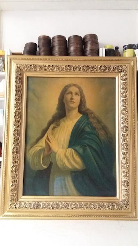 restaurování obrazu