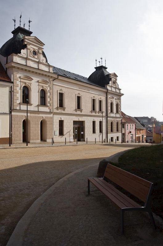 Moravské Budějovice - městský úřad - fotografie 9/15