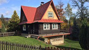 Pronájem horské chaty FORTUNA v Dolní Lomné