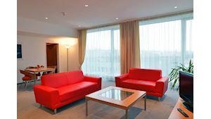 VIP a Standard apartmá