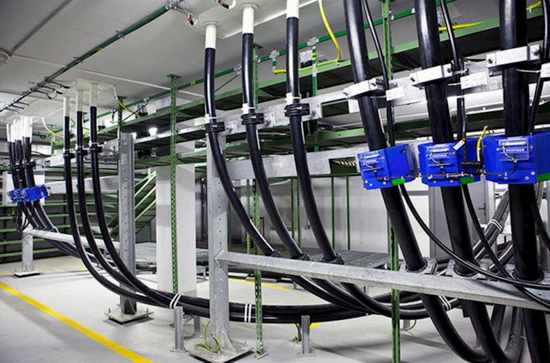 Energetická infrastruktura ENGIE