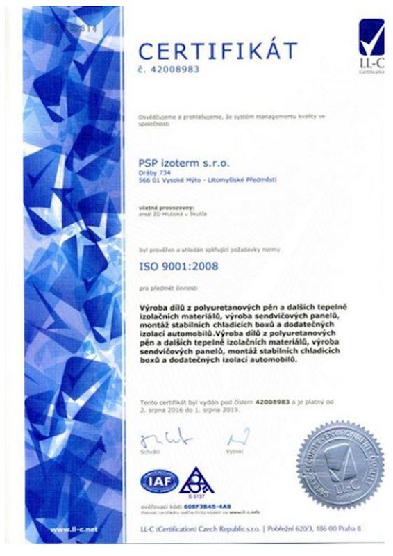PSP izoterm s.r.o. - fotografie 16/17