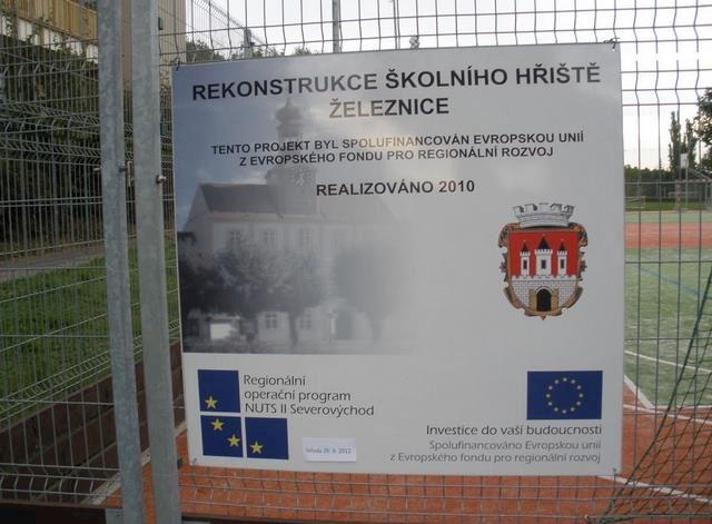 ŽELEZNICE - městský úřad - fotografie 3/20