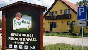 Restaurace penzion Rafael