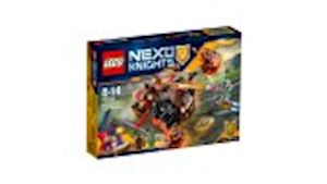 LEGO Nexo Knights Moltorův lávový drtič 70313