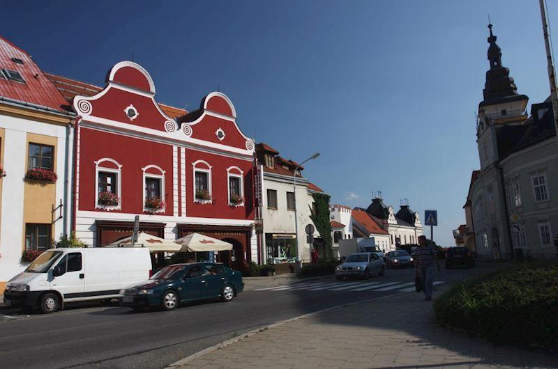 Moravské Budějovice - městský úřad - fotografie 5/15