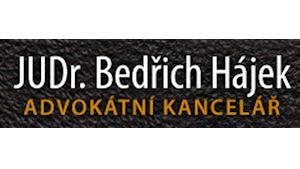 Hájek Bedřich, JUDr. - advokátní kancelář
