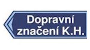 DOPRAVNÍ ZNAČENÍ K. H.