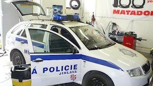 Autoservis auto-pneu Linhart