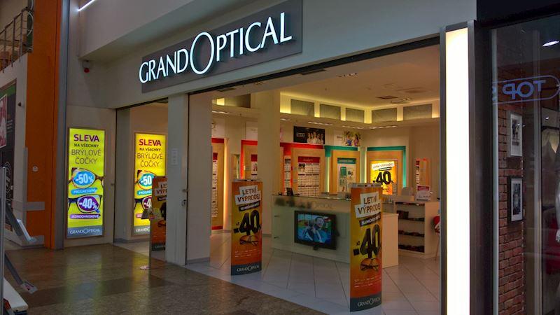 GrandOptical - oční optika NC Géčko - fotografie 2/18