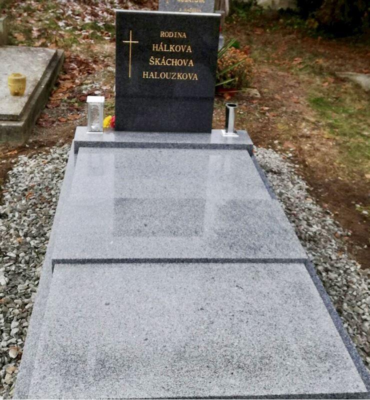 Kamenictví Honzík- pomníkové díly, kamenné parapety, kuchyňské desky Příbram, Dobříš, Březnice - fotografie 52/97