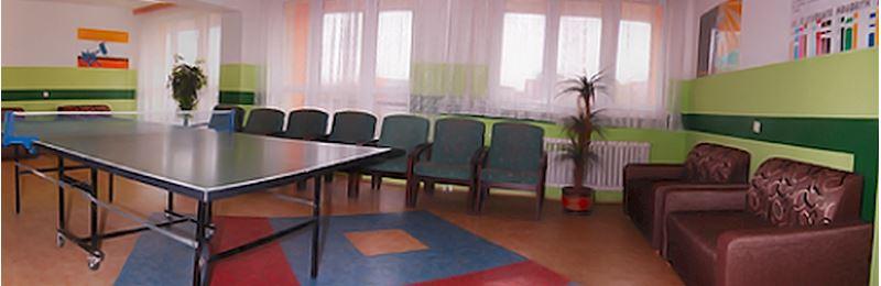 Domov mládeže a Školní jídelna-výdejna, Ostrava-Hrabůvka, Krakovská 1095, příspěvková organizace - fotografie 2/11