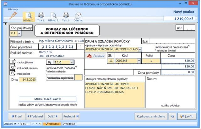 DATA-PLAN Bohemia spol. s r.o. - zdravotnický software - fotografie 10/20