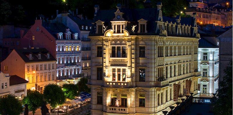 Hotel Salvator**** - fotografie 1/20
