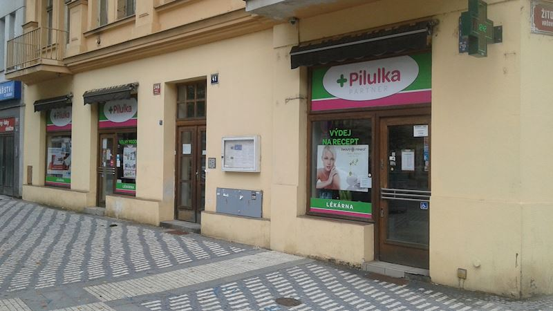 Lékárna Praha 10