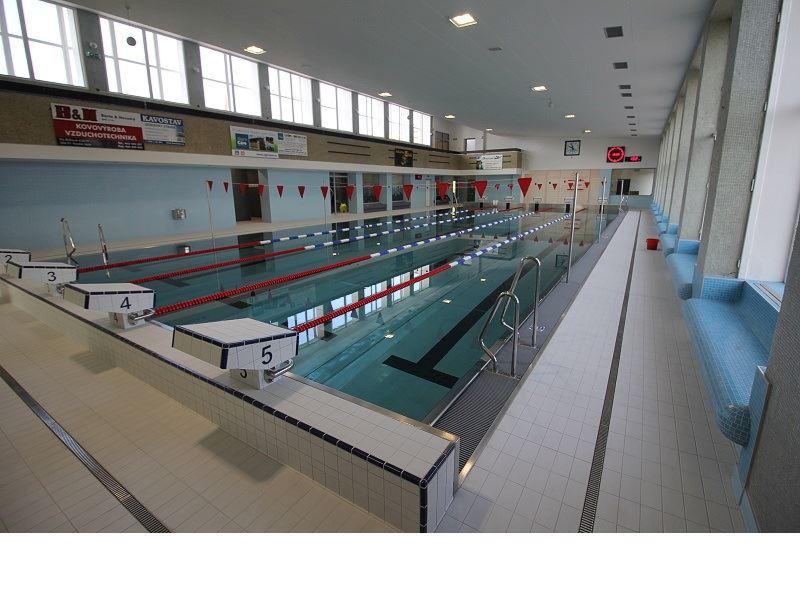 Krytý plavecký bazén Vysoké Mýto - fotografie 9/9