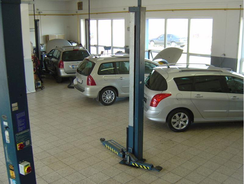 Autoservis Peugeot Jonal, spol. s r.o. - fotografie 6/16
