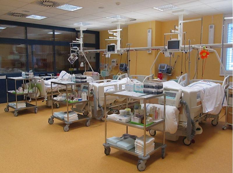 Klatovská nemocnice, a.s. - fotografie 14/18