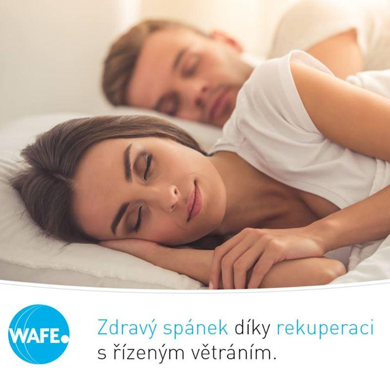 Větrejte rekuperací a dopřejte si klidný spánek!
