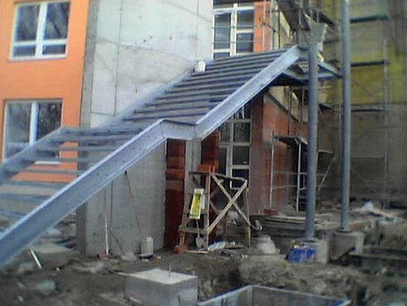 Stavební zámečnické práce