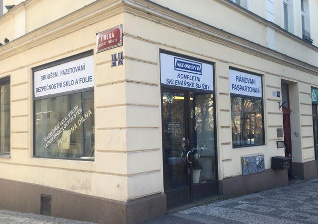 Sklenářství Praha 10-Vršovice - fotografie 1/5