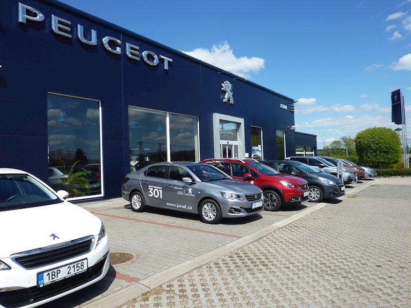 Peugeot Jonal, spol. s r.o. - fotografie 1/15