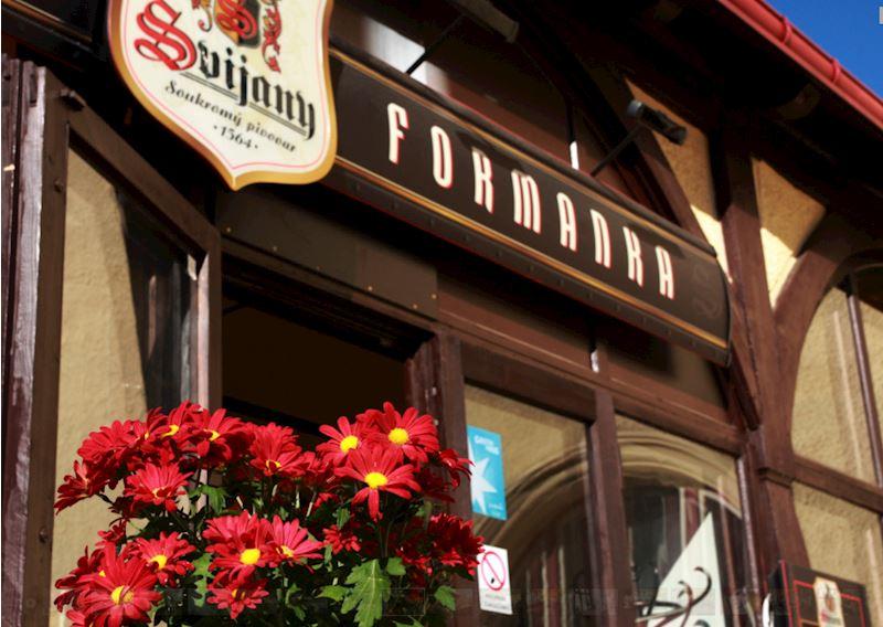 Restaurace FORMANKA - fotografie 2/15