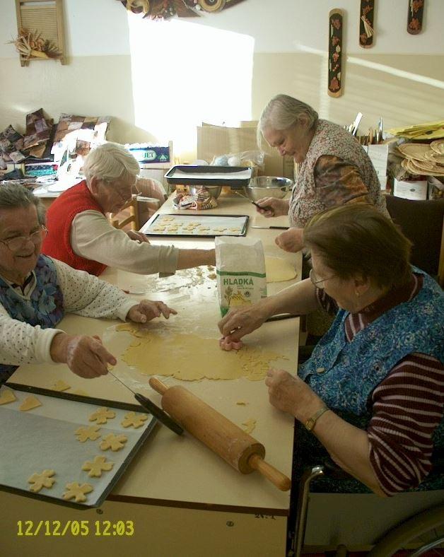 Domov pro seniory Stachy-Kůsov - fotografie 23/24