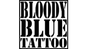 BLOODY BLUE TATTOO - tetovací studio Praha 1