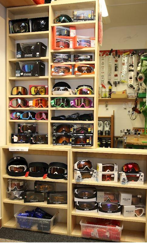 lyžařské brýle Cébé, POC, Atomic,