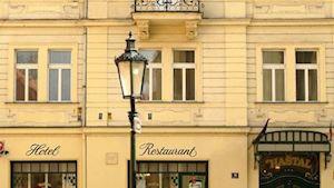 Hotel Haštal Prague Old Town ****