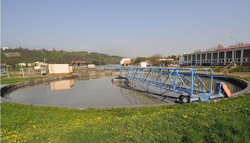 Ústřední čistírna odpadních vod, Praha