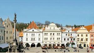 Český Krumlov - městský úřad