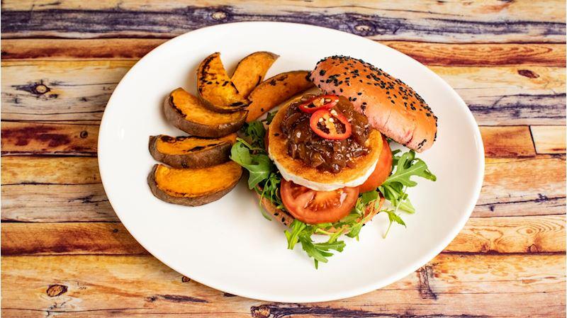 Restaurace Maitrea - vegetariánská restaurace - fotografie 9/15