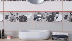 Barevné spáry RAKO SYSTEM – milimetry, které doladí styl vaší koupelny