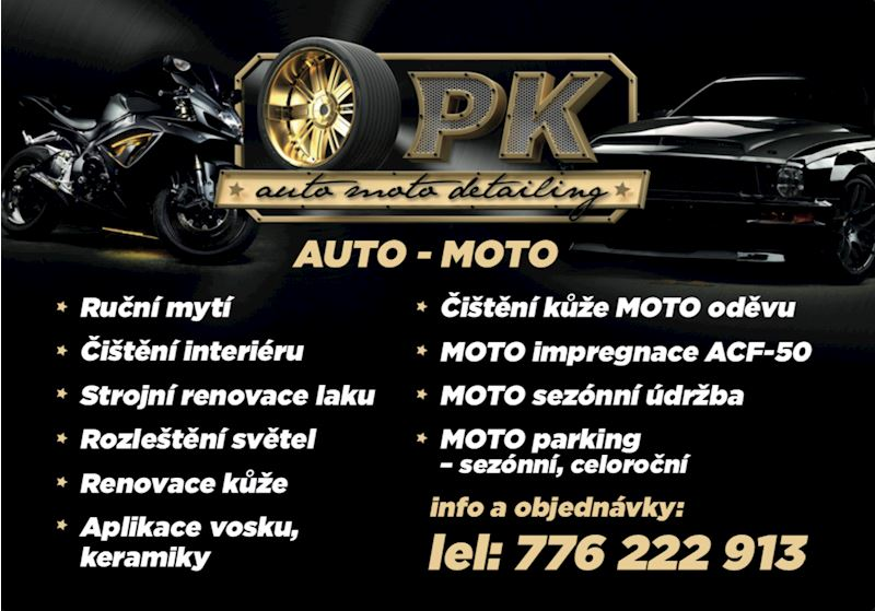 PK auto-moto detailing - fotografie 1/26
