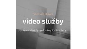 Jiří Grossmann - video služby