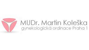 Koleška Martin MUDr. - Gynekologická ordinace Praha 1
