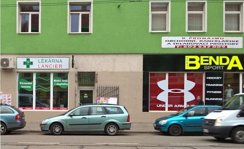 LÉKÁRNA LANCIER s.r.o. - Brno, Cejl 105 - fotografie 1/20