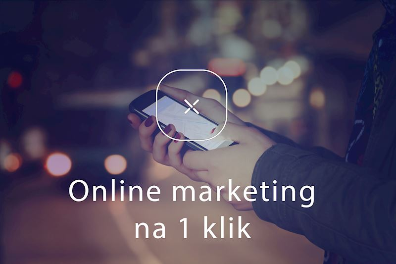 Online marketing na 1 klik