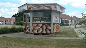 PEKAŘSTVÍ KESI - prodejna Hrušovany u Brna