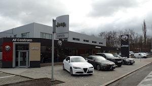 Showroom Alfa Romeo AF Centrum