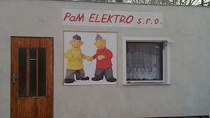 P a M ELEKTRO s.r.o.