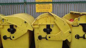 Sběr tříděného odpadu – provoz sběrného dvora a skládky Podhůra