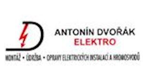 Antonín Dvořák ELEKTROINSTALACE KAMENICE NAD LIPOU