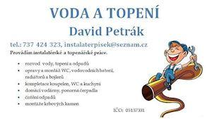 Instalatér Petrák