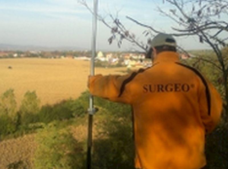 SURGEO, s.r.o. – Geodetické práce - fotografie 1/17
