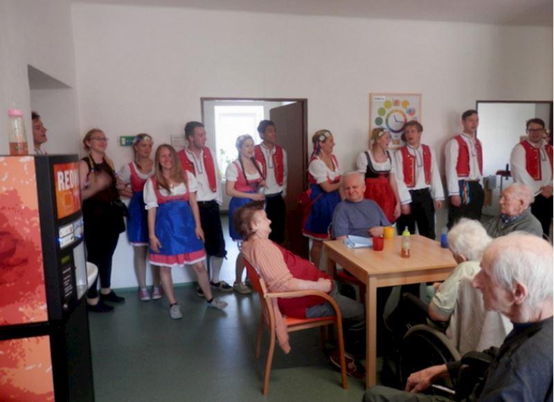 Domov pro seniory Vroutek, příspěvková organizace - fotografie 6/10