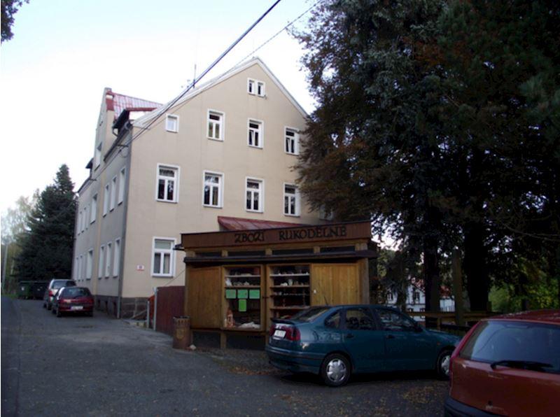 Integrované centrum pro osoby se zdravotním postižením Horní Poustevna - fotografie 14/21